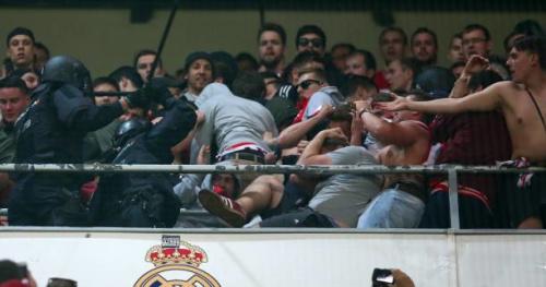 Foot - C1 - Karl-Heinz Rummenigge exige des explications après l'intervention des policiers espagnols contre les supporters bavarois