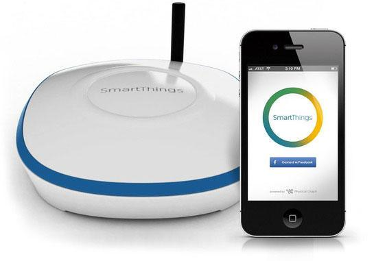 TechCrunch: Samsung eyeing home automation startup SmartThings