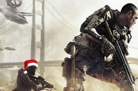 Call of Duty: Advanced Warfare is UK's Christmas No. 1