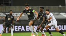 Manchester United defender Lindelof tackles thief in Sweden
