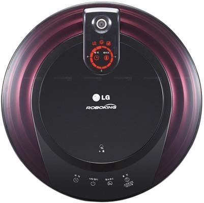 LG RoboKing vacuum bot can self-diagnose, ask for help after colliding with your Roomba