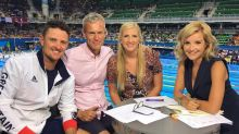 A TV Presenter Wore Shorts To The Olympics And People Can't Get Over It