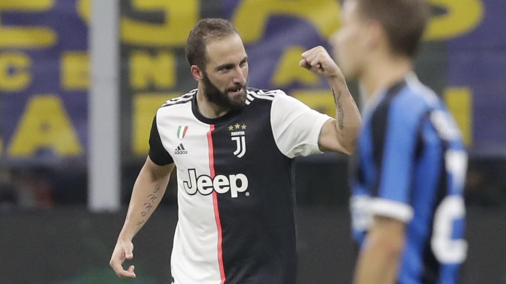 Juventus end Antonio Conte's unbeaten Serie A start at ...