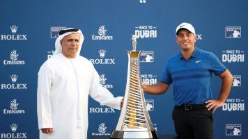 Jon Rahm se queda a cuatro golpes de revalidar el título en Dubai