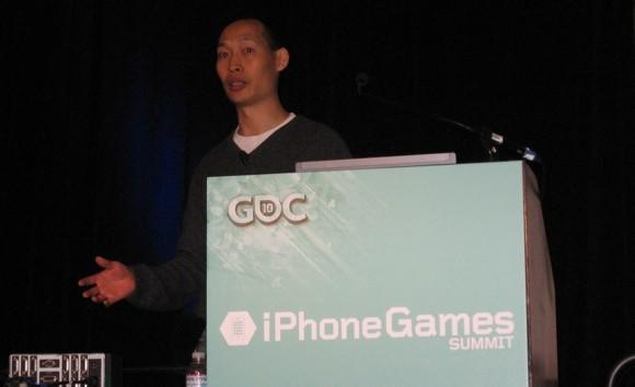 GDC 2010: How to develop an app with EA Mobile