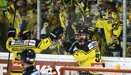 Eishockey: Caps holen Meistertitel mit Rekord