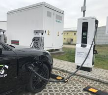 Porsche presents EV 'FastCharge' solution