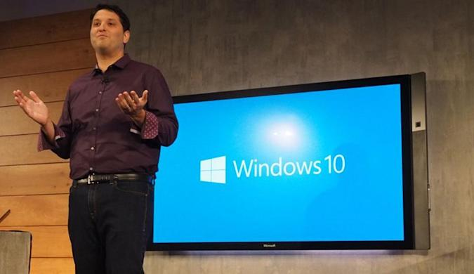 Here's the biggest news from Microsoft's Windows 10 event