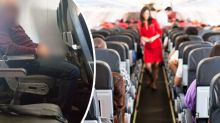 Passenger from hell urinates on seat during flight