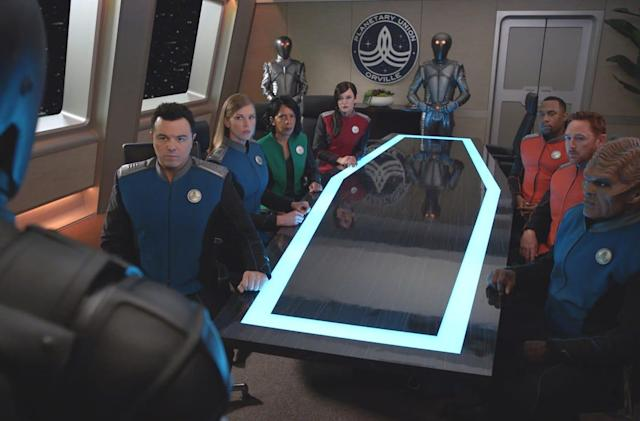 'The Orville' season 3 will be a Hulu exclusive