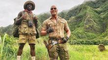 'Jumanji' scoots past 'Maze Runner' to reclaim box-office crown