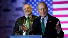 Bloomberg says ending 'nationwide madness' of gun violence drives his White House bid