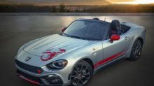 FIAT Introduces New 'Scorpion Sting' Graphics for 124 Spider Abarth