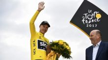 Tour de France winner Froome failed drugs test during Vuelta: UCI
