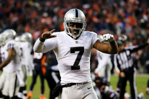 Marquette King, loving life. (Getty)