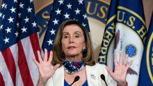 Pelosi: Trump Flouting COVID-19 Guidelines Was 'A Brazen Invitation For This To Happen'