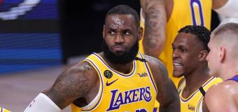 LeBron 'pissed' about lack of MVP votes