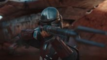 Stunning new trailer for 'Star Wars' spin-off 'The Mandalorian' dials up the action