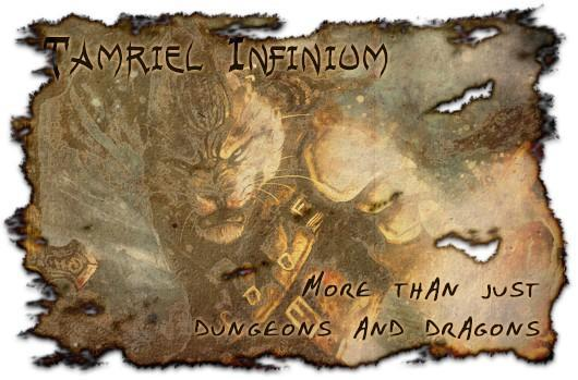 Tamriel Infinium: The Elder Scrolls Online is more than just dungeons and dragons