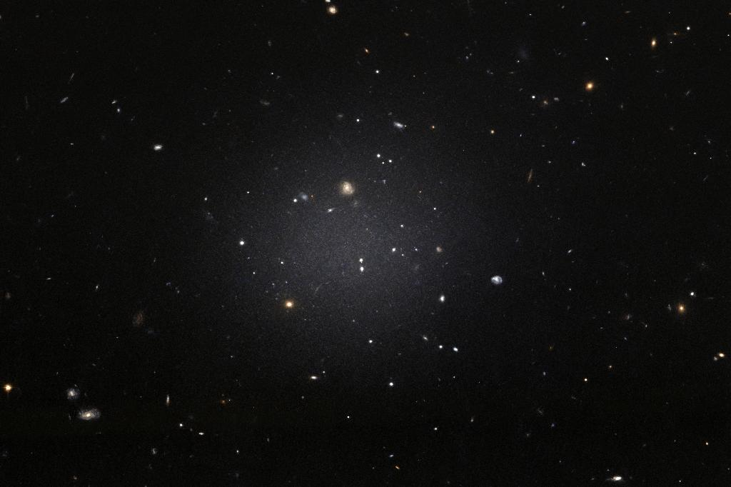 Astronomers find impossible Galaxy without dark matter