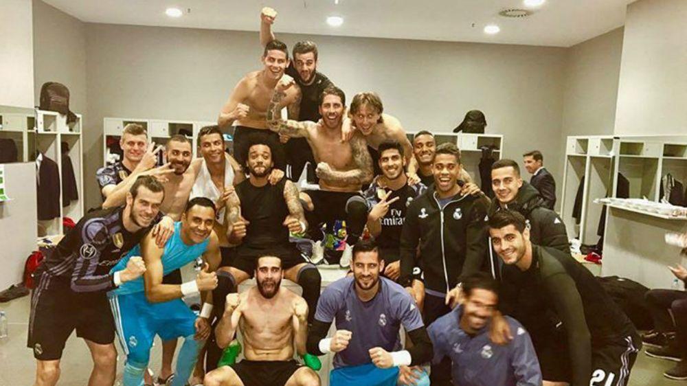 A Dybala y Theo Hernández les gusta la victoria del Real Madrid