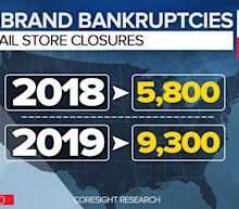 Spike in businesses filing for bankruptcy