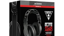 Turtle Beach Raises The Bar For High-Quality PC Audio With The Elite Atlas Aero Wireless High-Performance PC Headset - Now Available At Participating Retailers Worldwide