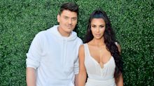 'A full circle moment': Kim Kardashian's makeup artist celebrates collection launch at Sephora