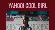 Yahoo! Cool Girl Larissa Laudenberger verhilft jungen Mädchen zu schöner Haut