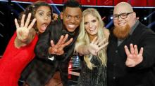And the 'Voice' Season 12 Winner Is…