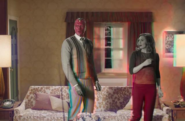 'WandaVision' is anti-binging TV