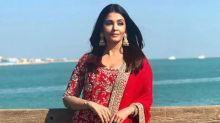 Aishwarya Rai Bachchan Is 'Radiant in Red' in Her latest Instagram Pics from Doha