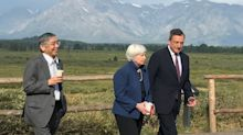 Investors closely watching Jackson Hole conference