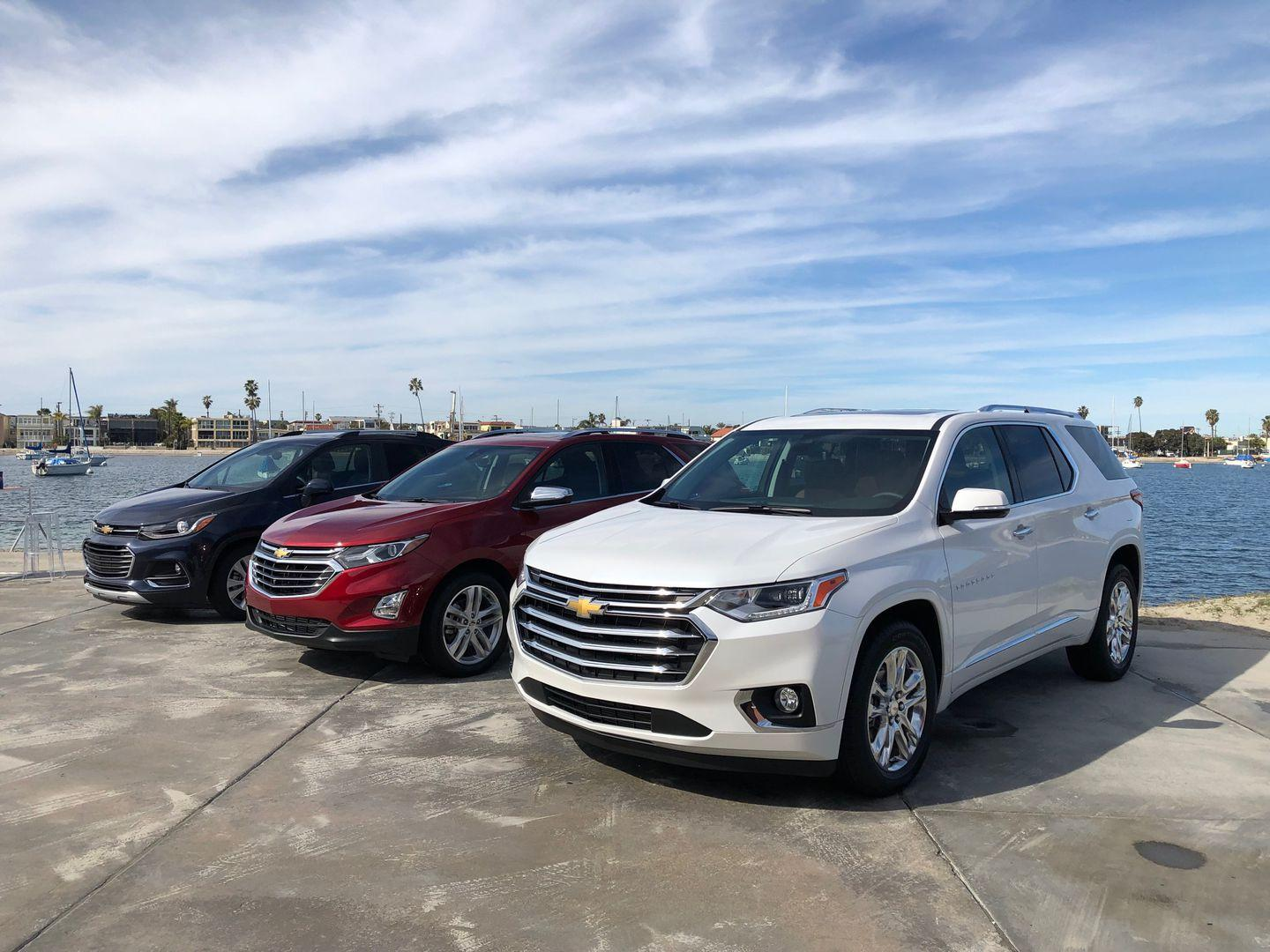 huge selection of b689c 0eef9 2019 Chevy Blazer Test Drive  What Happened When GM Tried To Make the  Crossover Cool