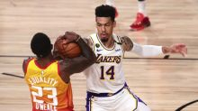 Beware an aggressive Anthony Davis: Five takeaways from Lakers' win over Jazz