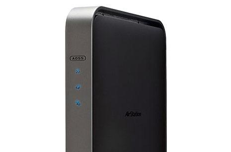 Buffalo beats others to the 802.11ac WiFi punch, ships 1.3Gbps router and bridge