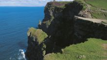 Young student falls to his death while 'taking a selfie' at the Cliffs of Moher in Ireland