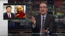John Oliver Is Blocked By China After He Makes Fun Of Its President