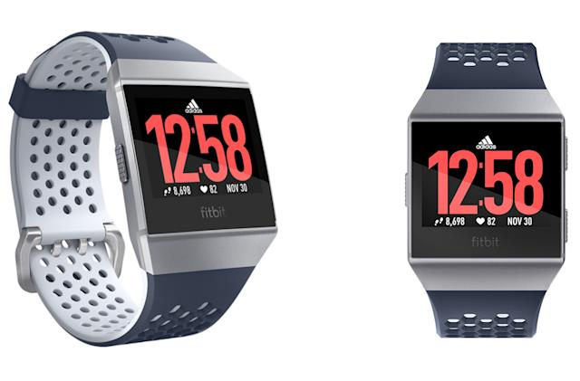 Fitbit's Adidas-branded smartwatch will cost you $330