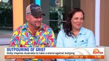 Banding together against bullying