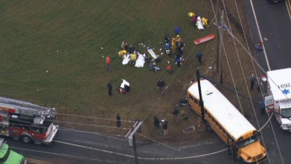 NTSB releases findings on fatal Chesterfield school bus crash