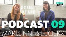 Social Mixtape Episode 9 (Podcast): luciekx und mari.linni über Nachhaltigkeit und warum sie Fans der Rügenwalder Mühle sind