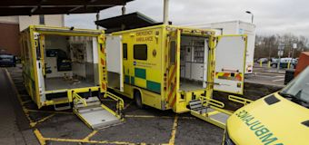 UK records highest ever COVID death toll