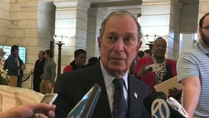 Bloomberg says he regrets 'stop and frisk' policy