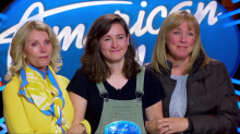 An American family: Singer brings both her mom and egg donor to 'Idol' audition