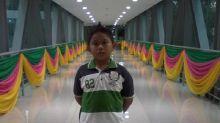 Syed Saddiq eager to meet kid who developed shooting game