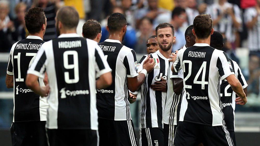 La Juventus incanta anche senza Higuain: Pjanic imprescindibile per Allegri