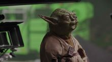 Why Frank Oz didn't let Rian Johnson play with the real Yoda on the 'Star Wars: The Last Jedi' set