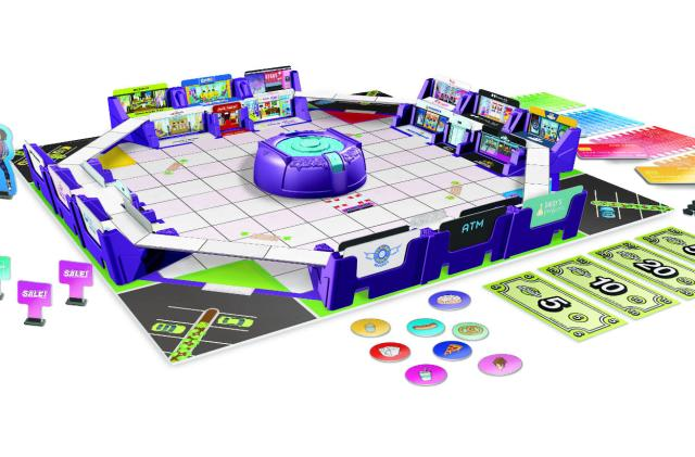 Mall Madness electronic board game gets an update for 2020 (updated)