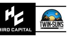 Hiro Capital führt Investition von 6,4 Mio. US-Dollar in Spieleinnovatoren Twin Suns Corp und FRVR an